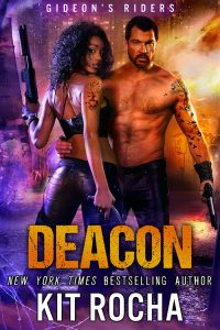 Deacon (Gideon's Riders #2) by Kit Rocha #BookReview #EroticDystopian