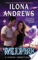 Wildfire (Hidden Legacy #3) by Ilona Andrews #BookReview #UrbanFantasy