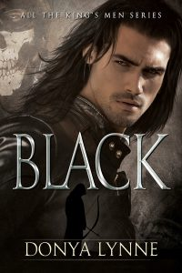 An inside look at Black, the newest in Donya Lynne's All the King's Men series #BookReview #Exclusive #Q&A #PNR