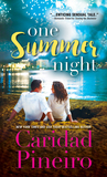 Experience the romance of the Jersey Shore with author Caridad Pineiro's One Summer Night #ContemporaryRomance #giveaway