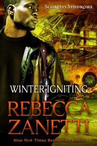 See Scorpius Syndrome author Rebecca Zanetti's top three tips for surviving the apocalypse! #WinterIgniting
