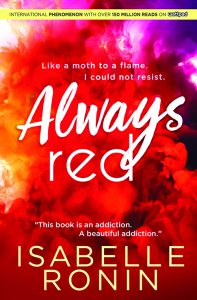 Peek inside Isabelle Ronin's Always Red and comment to enter to win a copy! #Excerpt #Giveaway (US only)