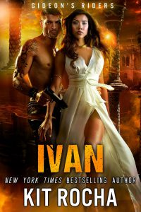 Ivan, the third Gideon's Riders book from Kit Rocha, is here and it is HOT! #BookReview