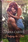 Hedging His Bets (Brits in Manhattan #3) by Laura Carter #BookReview